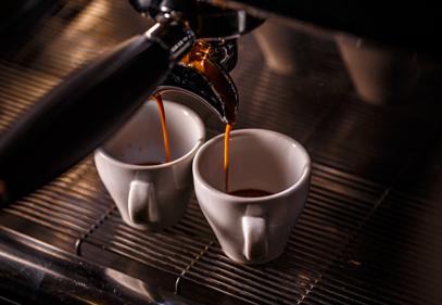 Machines à café GMAO